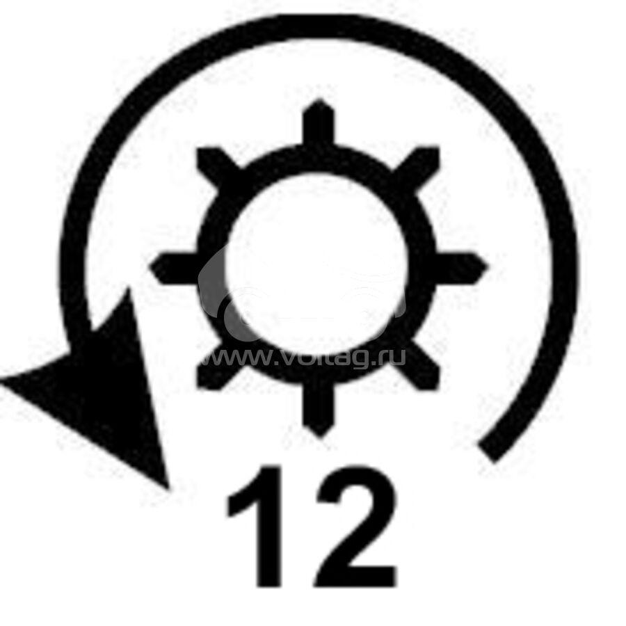 Стартер DENSO типKRAUF STN3286SK (STN3286SK)