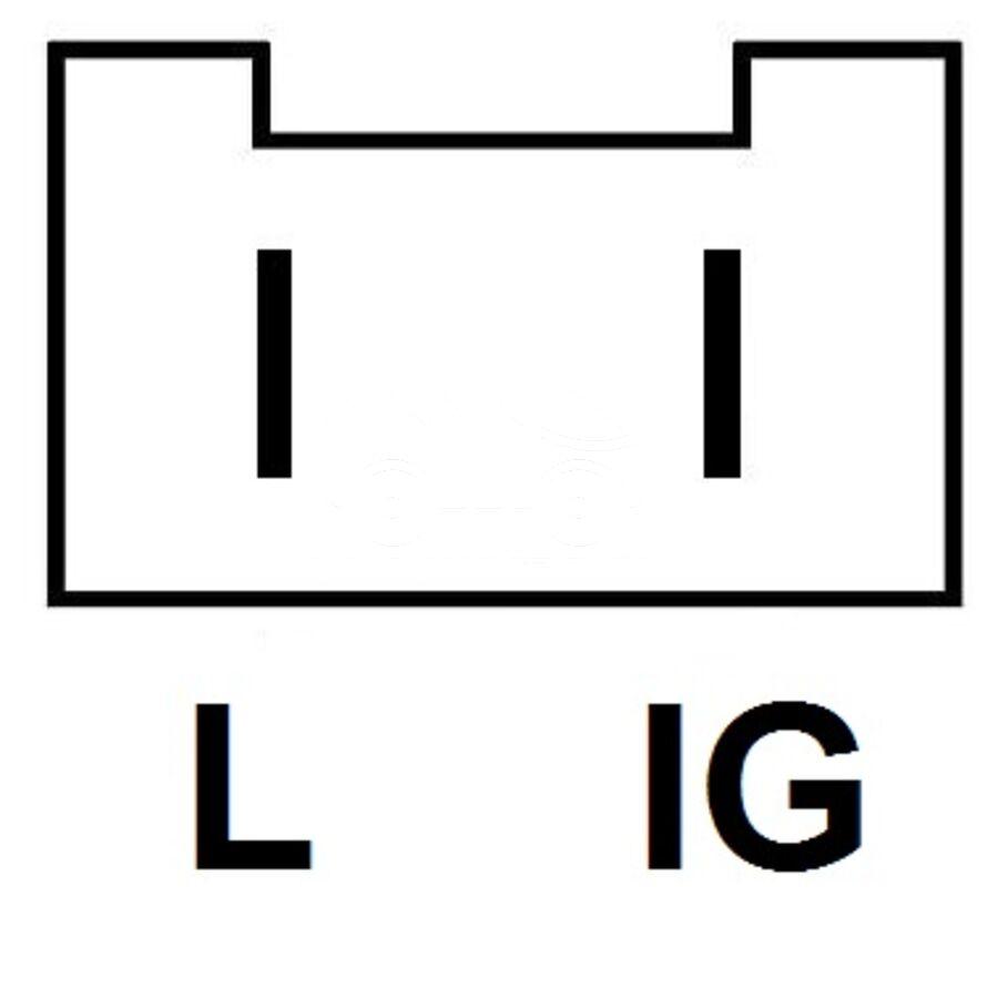 Регулятор генератора ARV1006