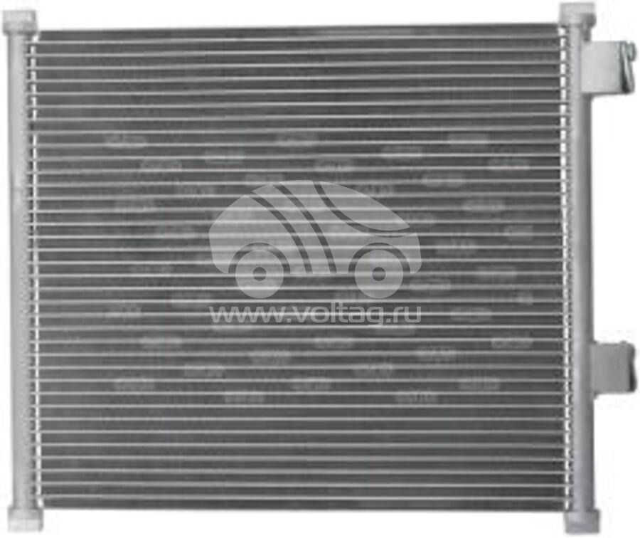 Радиатор кондиционера KRC0136