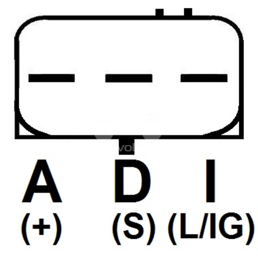Регулятор генератора ARM3272