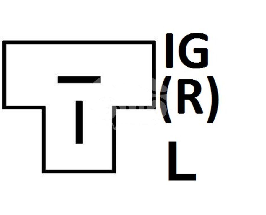 Регулятор генератораUTM RN6255A (RN6255A)