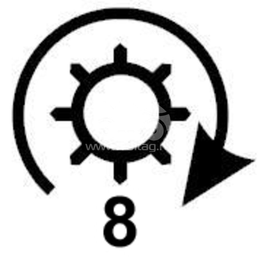 Бендикс стартера SDH0445
