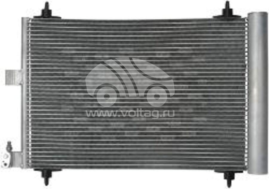 Радиатор кондиционера KRC0173