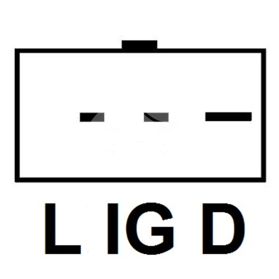 Регулятор генератора ARD2403