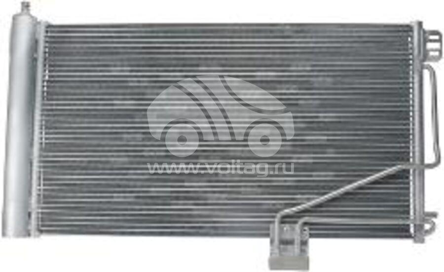 Радиатор кондиционера KRC0202