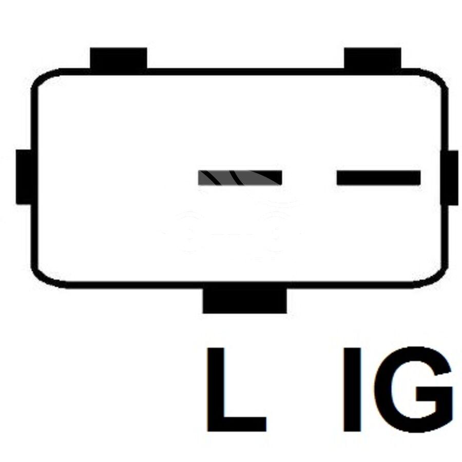 Регулятор генератора ARB0251