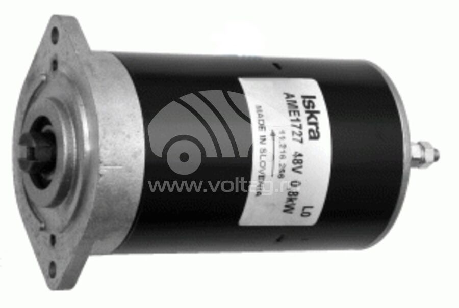 Электромотор постоянного тока AME1727