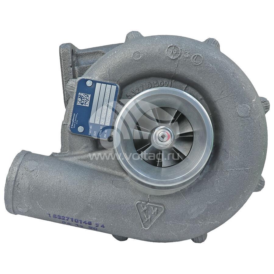 ТурбокомпрессорKKK 53279885721 (MTK1380)