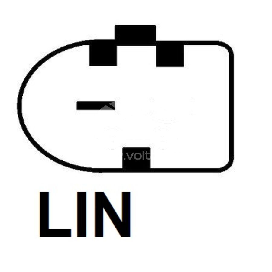 Регулятор генератора UTM RB5400A (RB5400A)