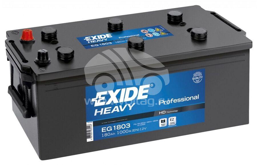 АккумуляторExide EG1803 (ATE1803)