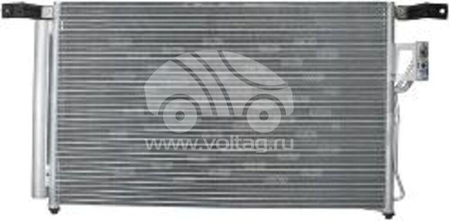 Радиатор кондиционера KRC0400