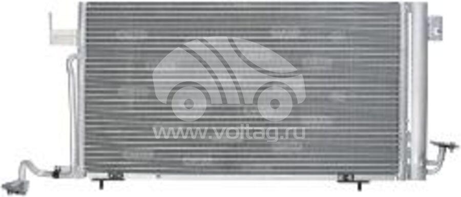 Радиатор кондиционера KRC0372