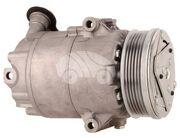 Компрессор кондиционера автомобиля KCD0165