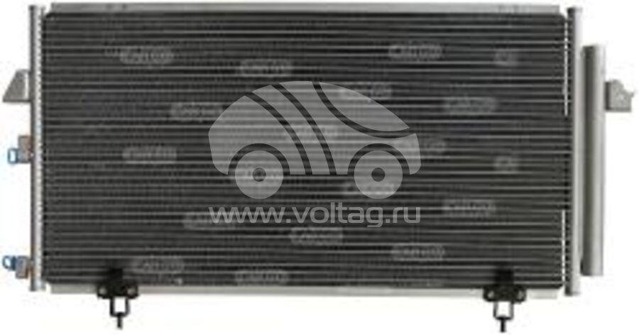 Радиатор кондиционера KRC0126