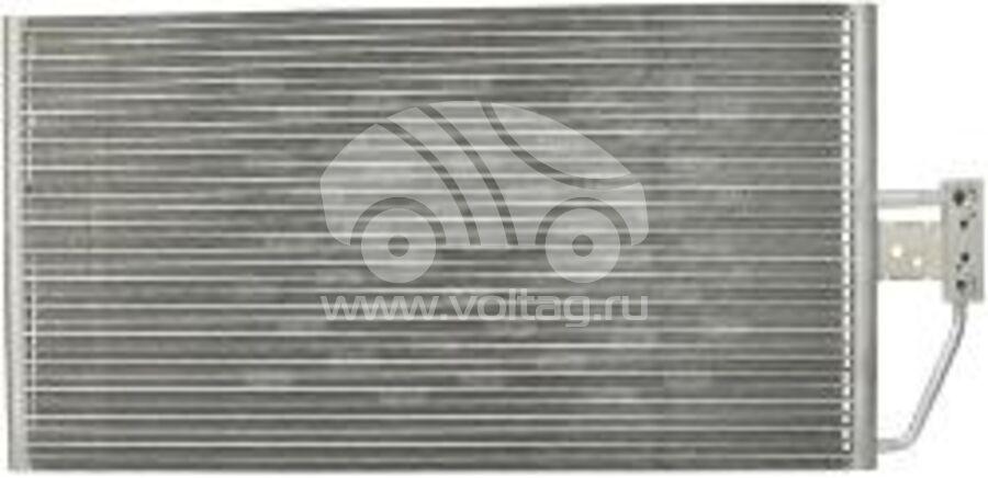 Радиатор кондиционера KRC0170