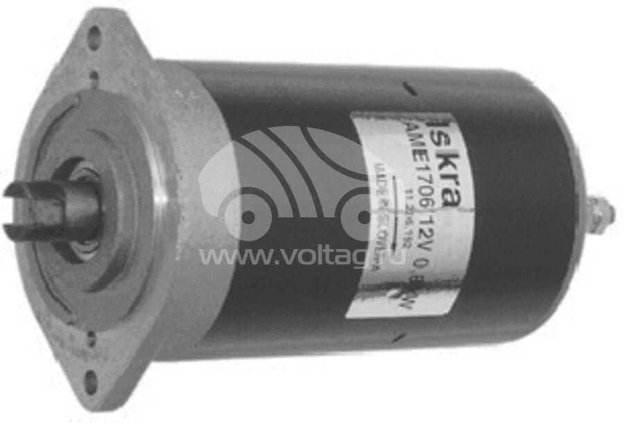 Электромотор постоянного тока AME1705