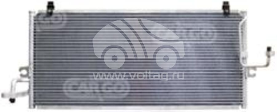 Радиатор кондиционера KRC0194