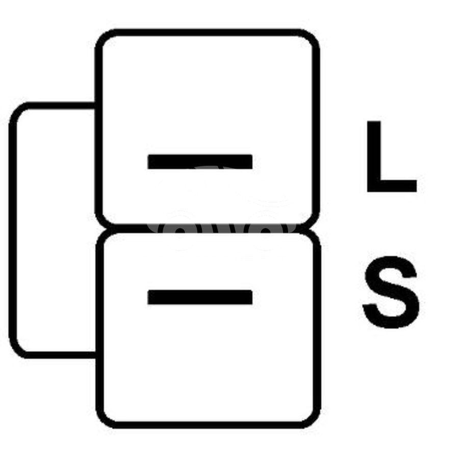 Генератор 90Amp KRAUF ALA9276KL (ALA9276KL)