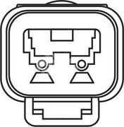 Компрессор кондиционера автомобиля KCZ1398