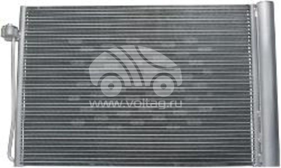 Радиатор кондиционера KRC0355